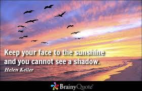 face-sunshine