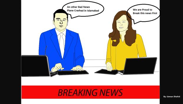 first bad news