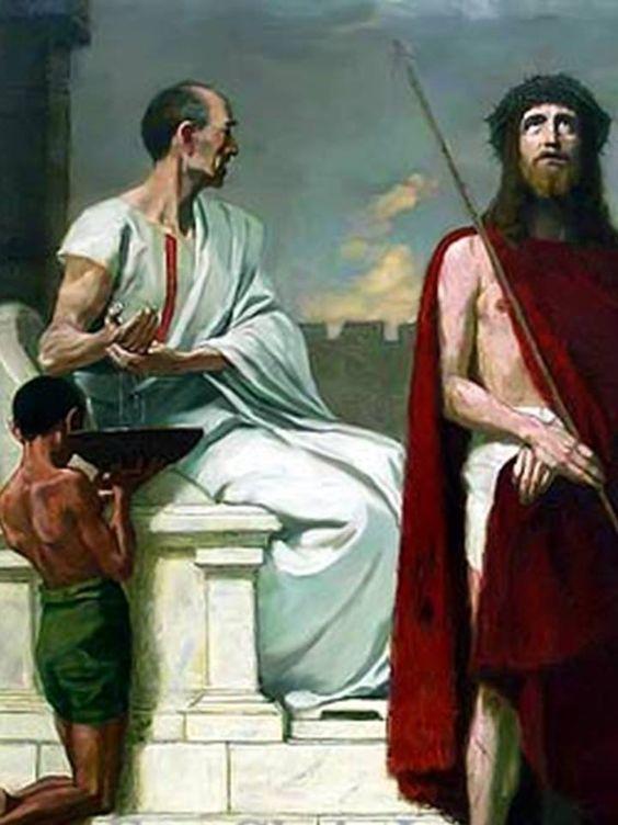 Pilate wash