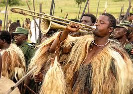 incwala trombone