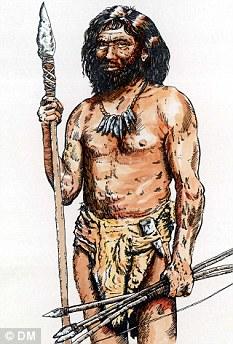 stone age warrior