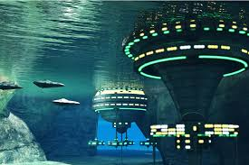 What about undersea sustainablecities?