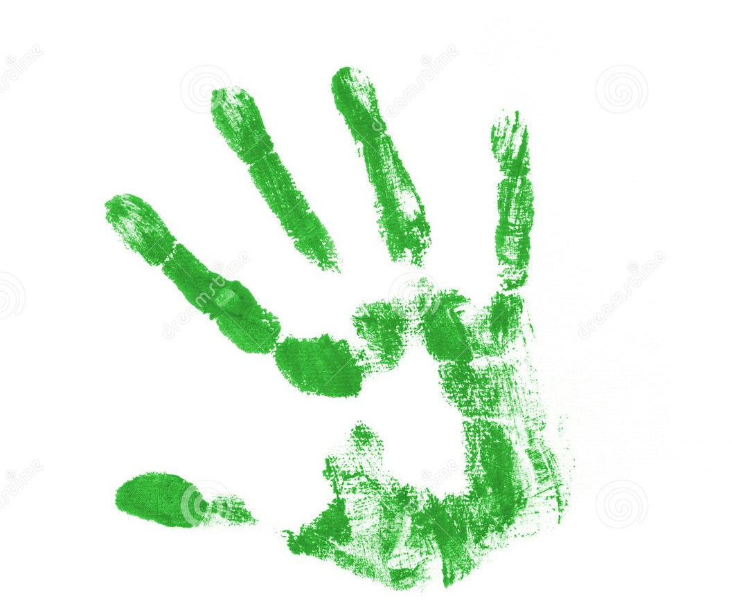 The Green Hand of Overdale