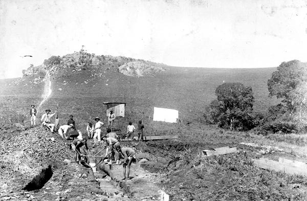 Tin Mines inMbabane